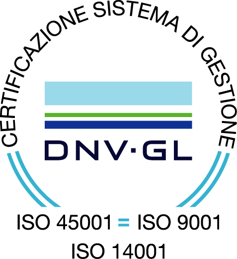 DNVGL ISO45001 ISO9001 ISO14001 COL